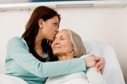 התמודדות המשפחה עם חולה אלצהיימר