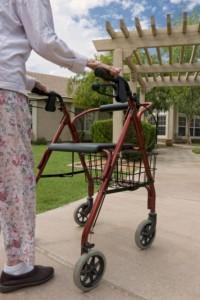 הפרעות הליכה בקשישים