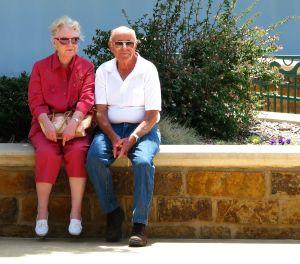 טיפול זוגי בגיל הזהב