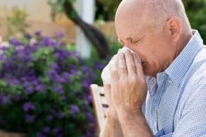 אלרגיה בגיל הזהב