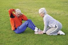 פציעות ספורט בגיל הזהב