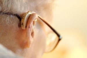 בדיקת שמיעה לקשישים