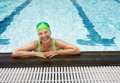 שחייה בגיל הזהב