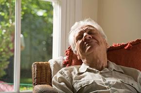 עייפות כרונית בגיל הזהב