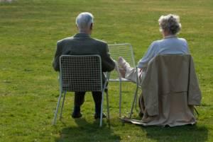 זוגיות עם חולה אלצהיימר